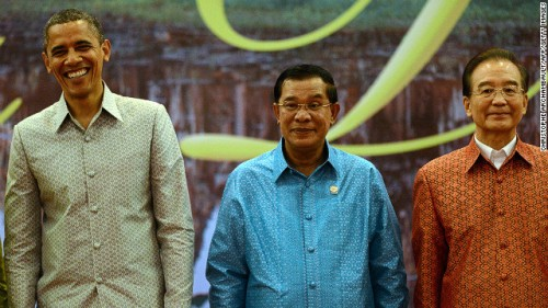 The ASEAN/ East Asian Summit shows fault-lines