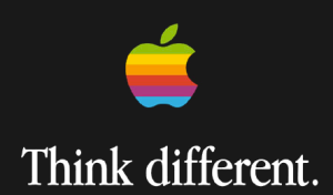 Apple: Not Different Enough