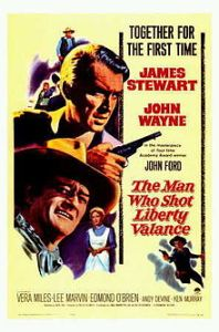 The Western movie poster